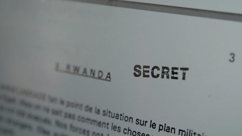Retour à Kigali, une histoire française